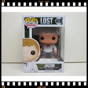 Pop~TV~Television~419~Jacob~Lost~Vinyl~Figure~